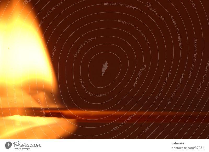.:experimente mit feuer:. #3 Kerze Teelicht Streichholz Licht Häusliches Leben Brand
