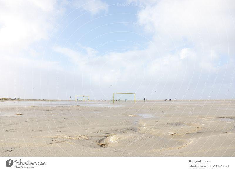an der Nordseeküste... Meer Strand Sand Wasser Küste Wolken Himmel Sonne Ferien & Urlaub & Reisen Erholung Schönes Wetter Landschaft Insel Ferne ebbe und flut