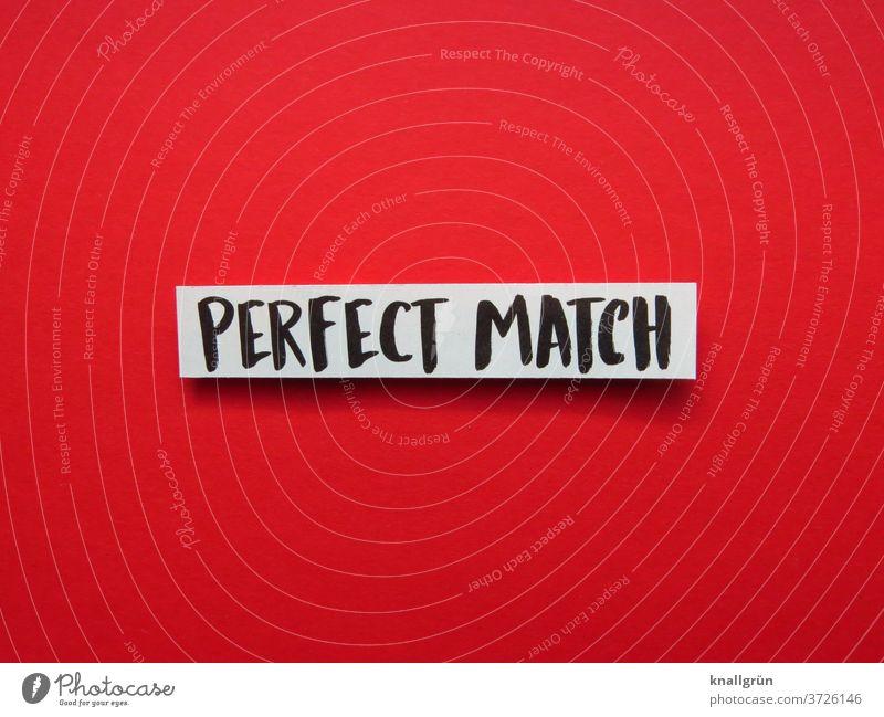 Perfect match Liebe Paar 2 Liebespaar Zusammensein Zuneigung zusammengehörig Verliebtheit Vertrauen Partnerschaft Glück Frau Mann Mensch Gefühle Romantik