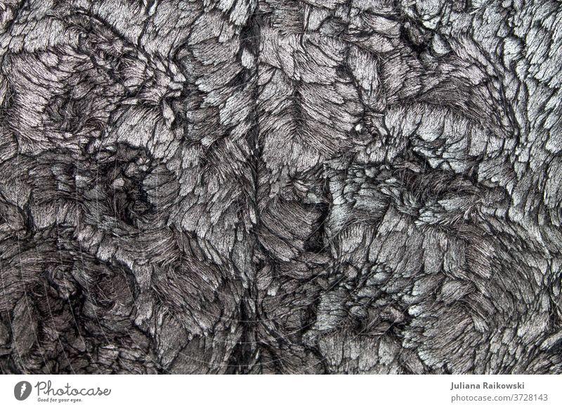 silberne Faux Fell Textur Farbfoto grau schwarz Hintergrund Minimalismus dunkler Hintergrund Stoff muster Abstrakter schwarzer Hintergrund abstrakt