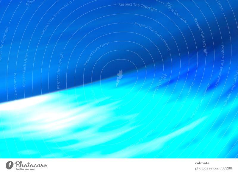 blauverlauf Metall verrückt diagonal Verlauf Fototechnik