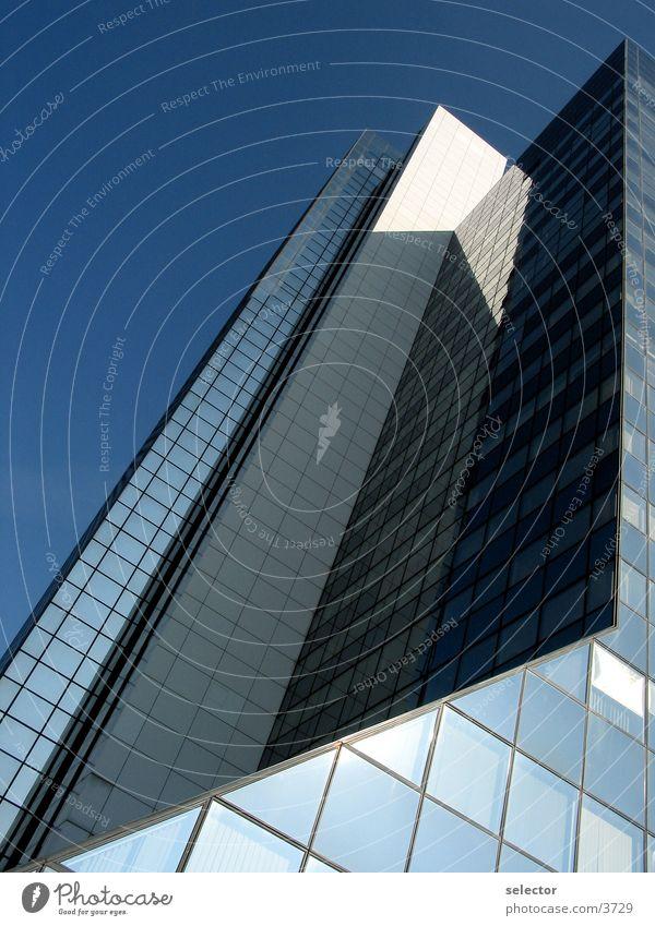 hoheshaus Hochhaus Architektur