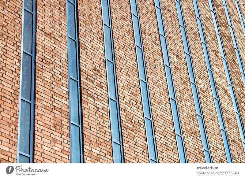 Mehrstöckiges Gebäude mehrstöckig Miete Rhythmus Rahmen Zusammensetzung hoch angehoben Perspektive Appartement Fassade flach Klotz Grundbesitz modern multi