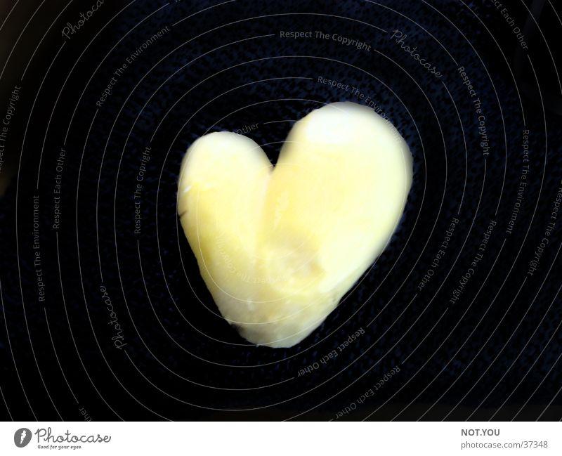Kartoffel Appetit & Hunger Ernährung Herz Kartoffeln Kartoffelherz Liebe