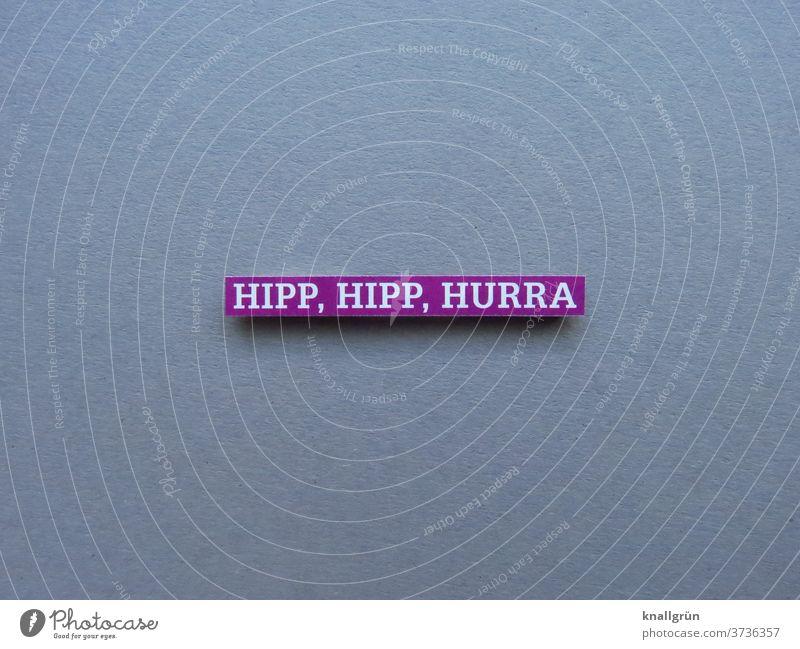 Hipp, hipp, hurra Jubelstimmung Hip hip Begeisterung Freude Lebensfreude jubeln Gefühle Fröhlichkeit Euphorie Stimmung Zufriedenheit Glück Hochgefühl Farbfoto