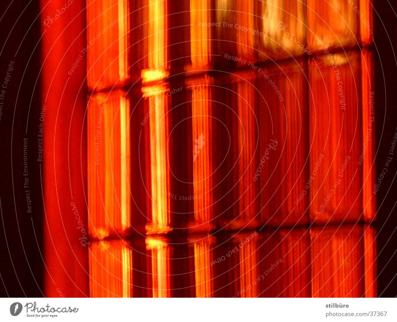 Wandglas Glas Hintergrundbild Dinge Flucht Reaktionen u. Effekte schillernd