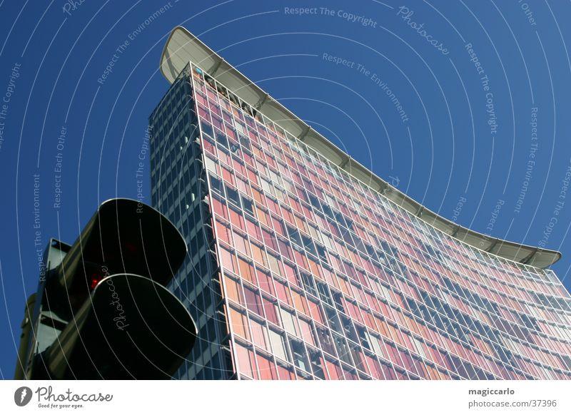 Berlintower Gebäude Architektur Hochhaus