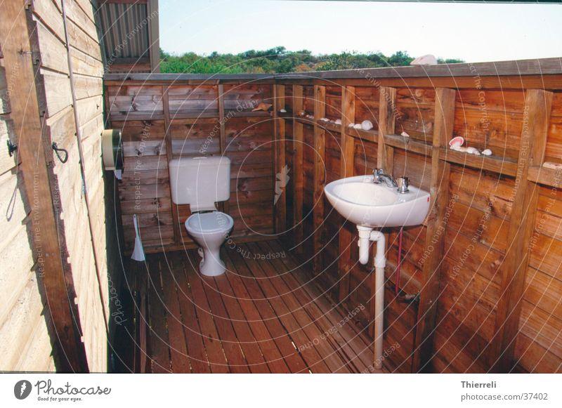Das special Badezimmer Australiens;-) Häusliches Leben Toilette