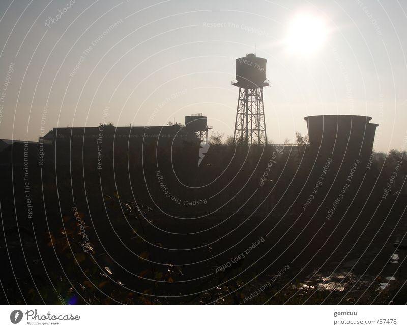 Industrie-Kultur | Jahrhunderthalle Bochum II Architektur Industriefotografie Lagerhalle Ruhrgebiet