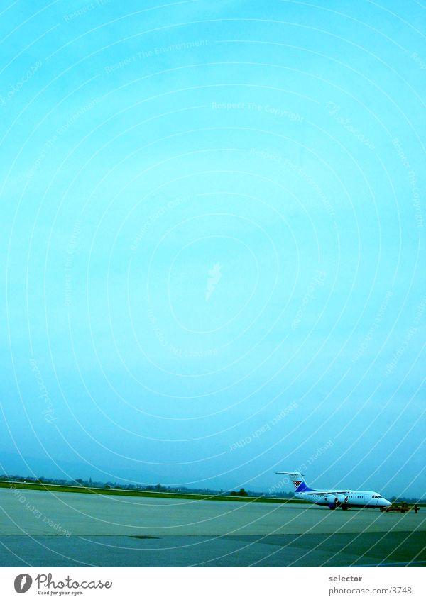 himmel_über_zagreb Himmel Flugzeug Technik & Technologie Flughafen Elektrisches Gerät