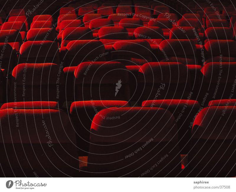 kinosaal dunkel Stuhl Freizeit & Hobby Theater Kino Sessel Saal