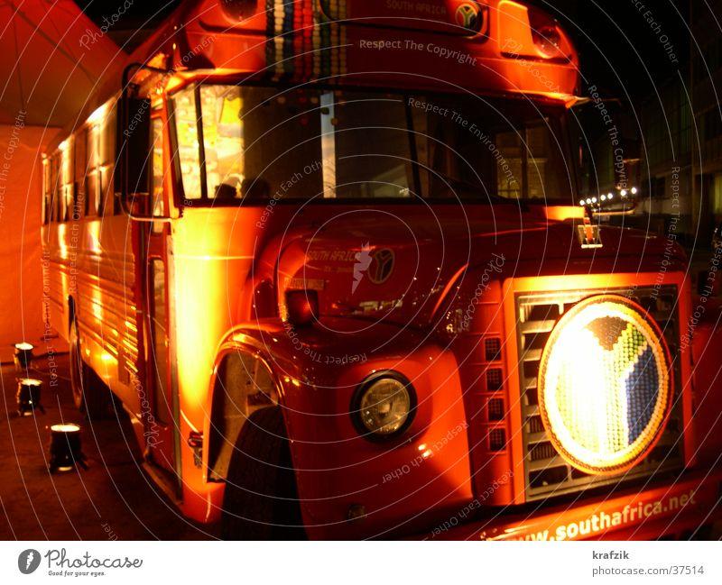 Schoolbus South Africa PKW Verkehr Mobilität Bus Schulbus