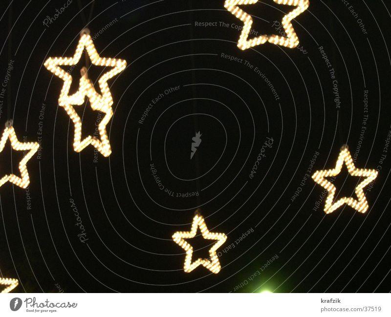 Sternenhimmel Weihnachten & Advent Stern (Symbol) obskur Starruhm