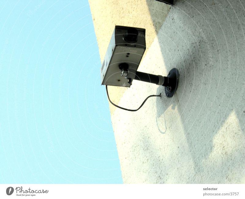 einauge Fotokamera Dinge Überwachung Objektiv