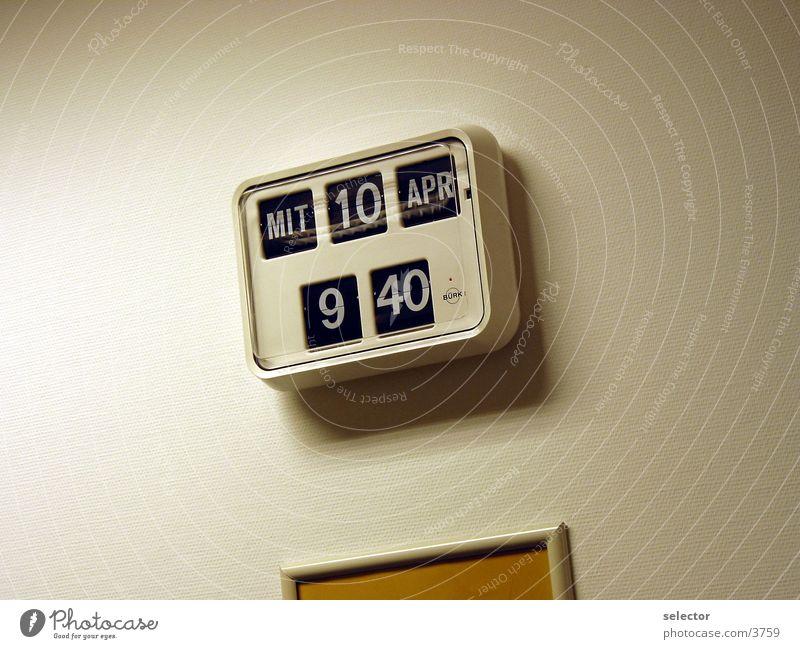 heute Business Graffiti Zeit Uhr Dinge Termin & Datum Management Glasfaser