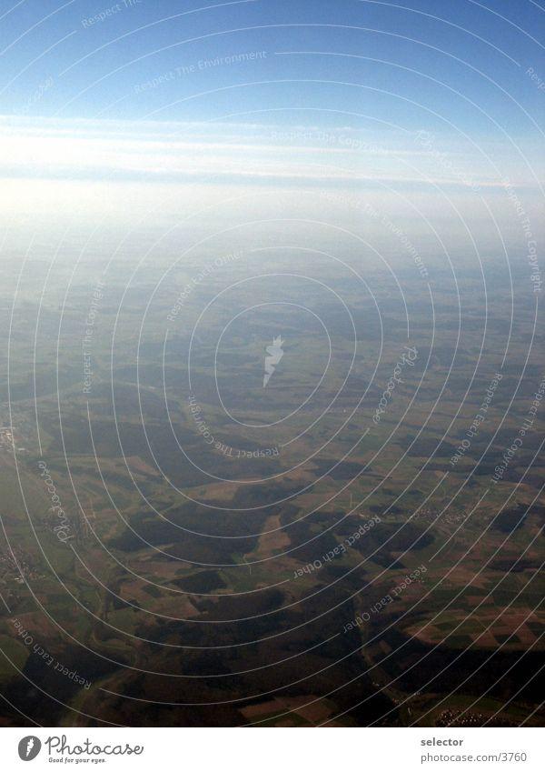 mutter Luft blau space Erde