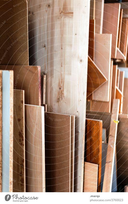 Plattensammlung Business Holzverarbeitung Holzbretter Holzindustrie Holzfabrik Holzexport Holzplatten Lagerhalle Nutzholz Stapel Sägewerk Rohstoffe Produktion