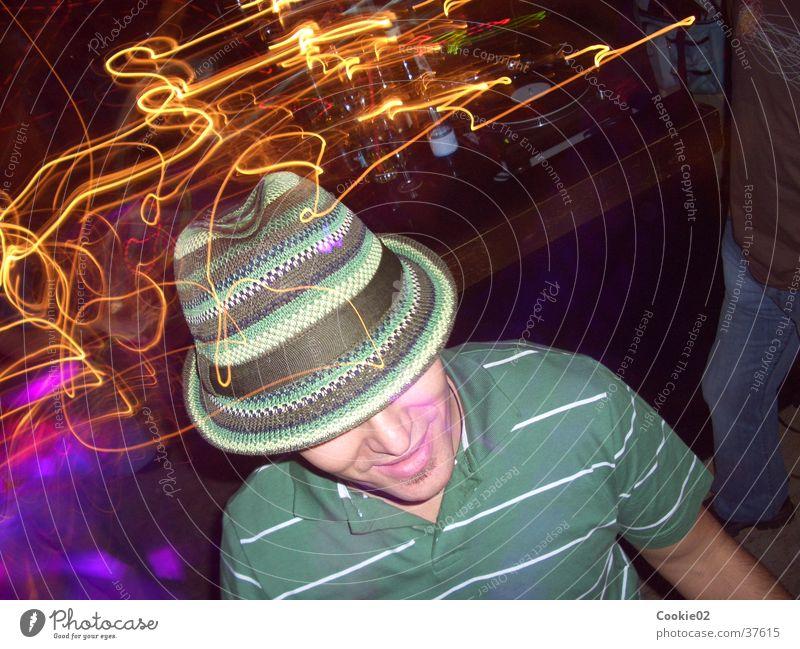 nacht- und barlichter Party Bar Club Lichtstreifen
