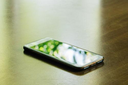 #A# Handyfoto von Sommer-Reflektionen auf dem Mobiltelefon I handyhülle Handystrahlung Handy-App handyfoto Mobilität Mobilfunk mobil mobiltelefon Displaykratzer