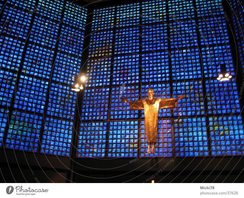 Gedächtniskirche Berlin Religion & Glaube Rücken Gotteshäuser