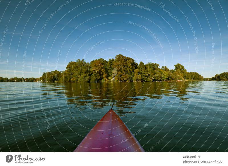 Valentinswerder ausflug boot erholung ferien fluß kanal landschaft natur paddel paddelboot ruderboot schiff schifffahrt see sommer sport teich ufer urlaub waser