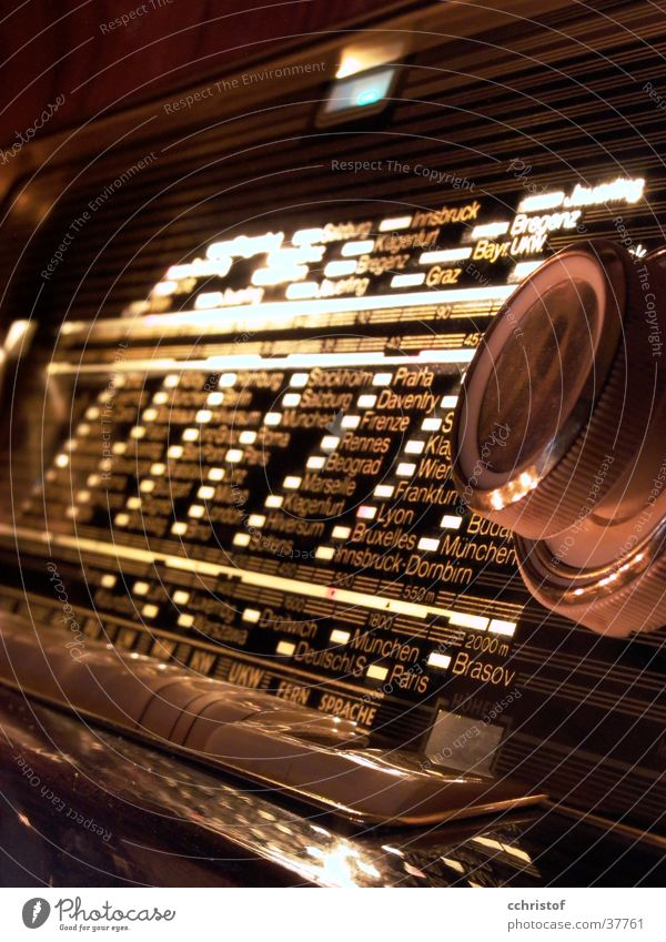 Radio alt Musik Häusliches Leben Radio Nostalgie Sechziger Jahre