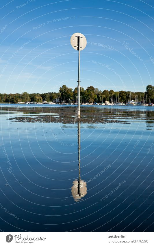Tegeler See ausflug boot erholung ferien fluß kanal landschaft natur paddel paddelboot ruderboot schiff schifffahrt see sommer sport teich ufer urlaub waser