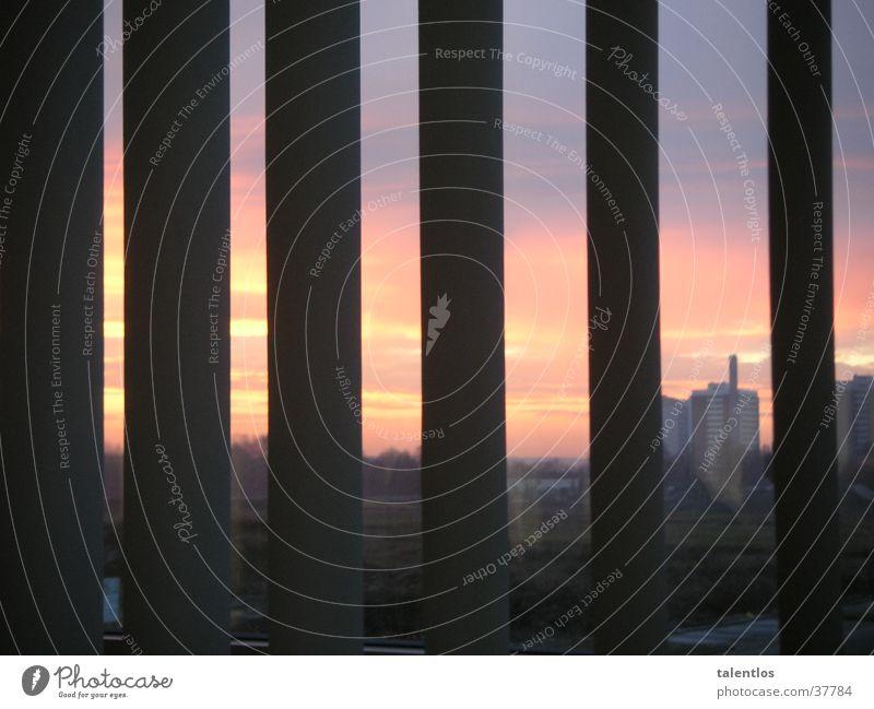 ausblick Fenster Architektur Stimmung Aussicht Wetterschutz
