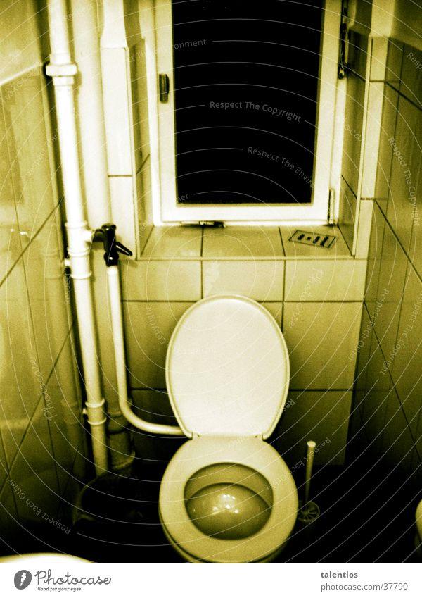 die letzte reise dunkel dreckig Häusliches Leben Toilette