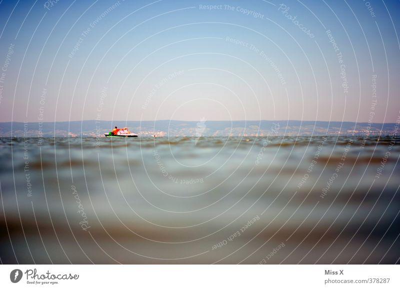 Ausflug zu Wasser Ferien & Urlaub & Reisen Sommer Meer Strand Küste Schwimmen & Baden Wellen Abenteuer Ostsee Nordsee Sommerurlaub Schifffahrt Kreuzfahrt
