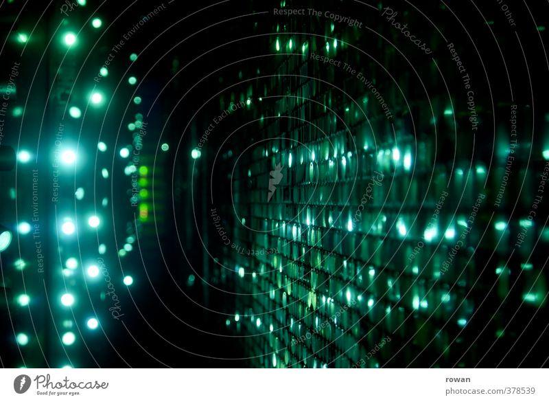 dport | the matrix grün schwarz dunkel Hintergrundbild Computer leuchten Zukunft Stern Technik & Technologie Punkt geheimnisvoll Tiefenschärfe Wissenschaften