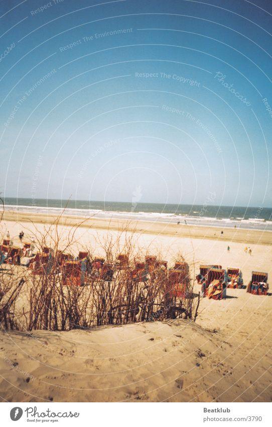 Juist Meer Sommer Strand Ferien & Urlaub & Reisen