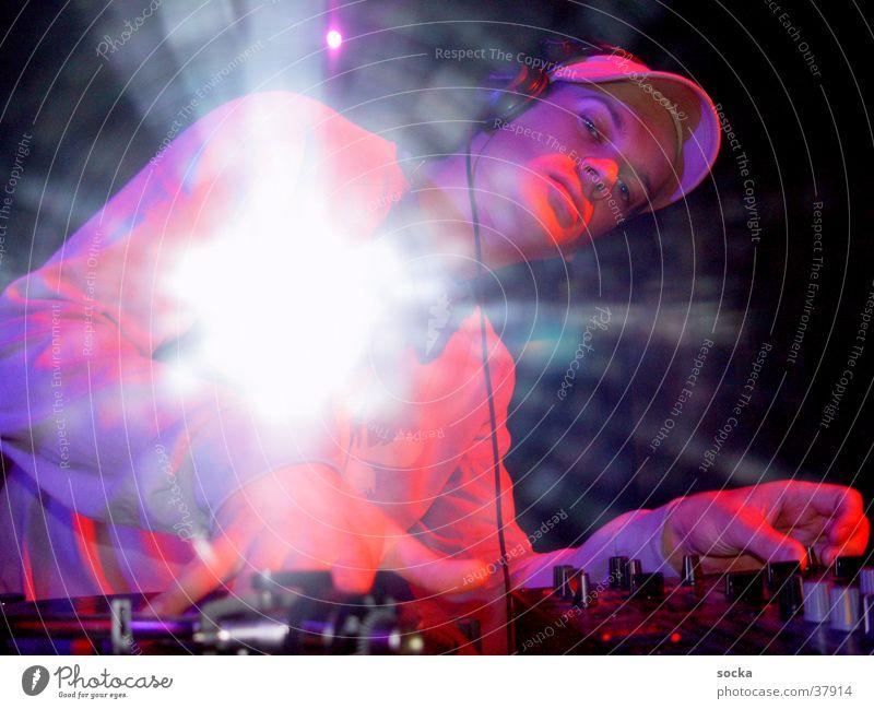 DJ@Work Party Musik Disco Club Diskjockey Fototechnik