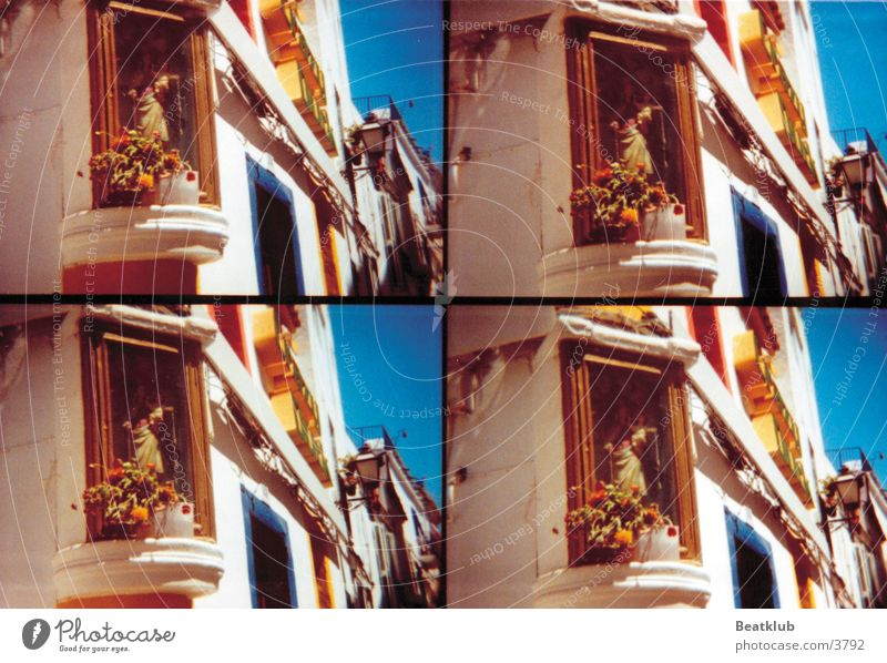 Maria Religion & Glaube Christentum Lomografie Maria Ibiza Ikonen