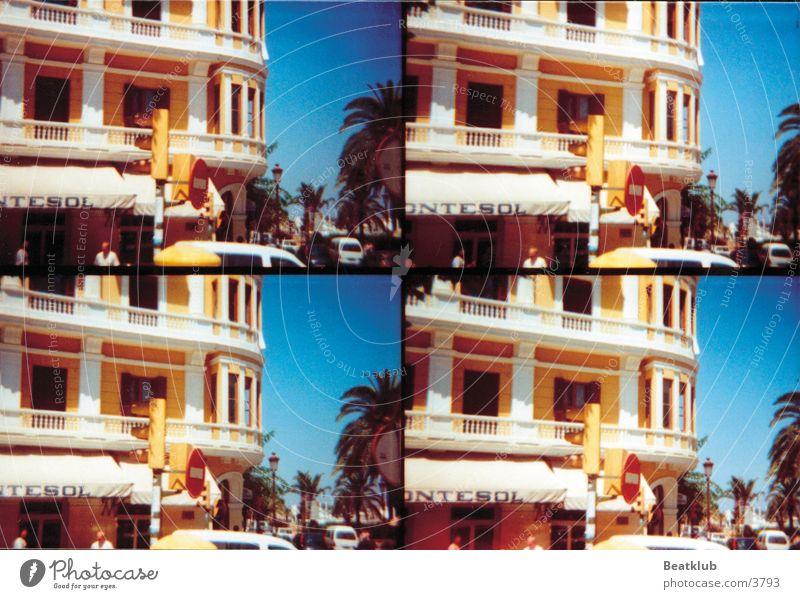 Montesol Ibiza Hotel Ibiza Stadt Lomografie