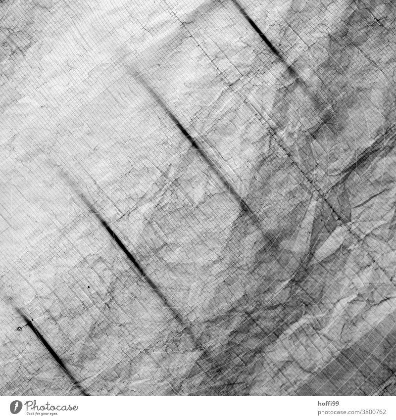 Bauplane vor Gitterzaum Plane Bauzaun Minimalismus Linie Absperrgitter gitterzaun Absperrung Kontrolle abstrakt Gitterzaun Metallzaun eingezäunt Sicherheit