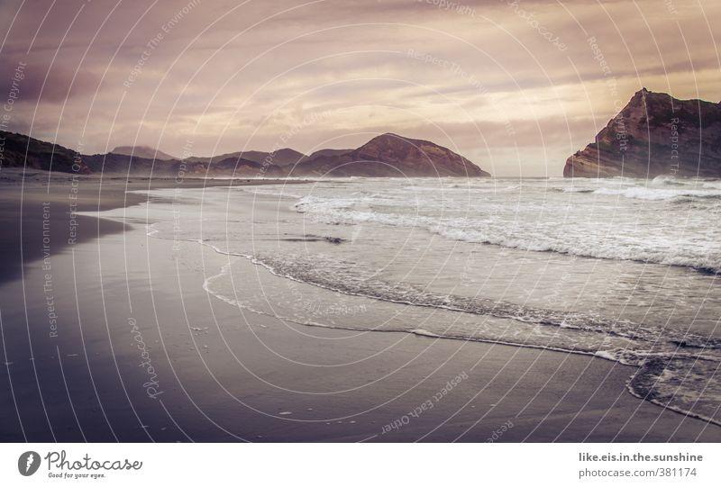 ein fleckchen paradies... Natur Meer Landschaft Ferne Umwelt Felsen