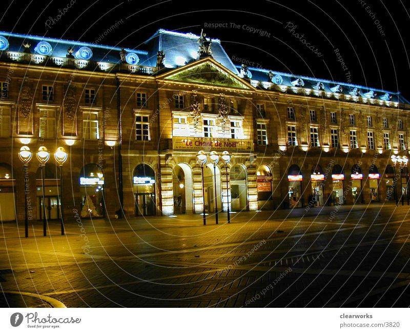 Strassbourgh Stimmung Architektur