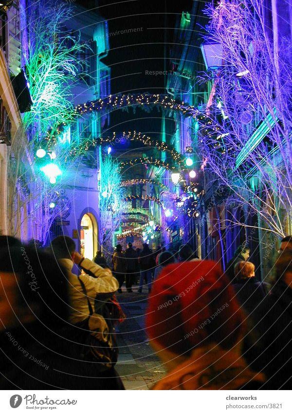 Strassbourgh Licht Stimmung Fototechnik Weihnachten & Advent