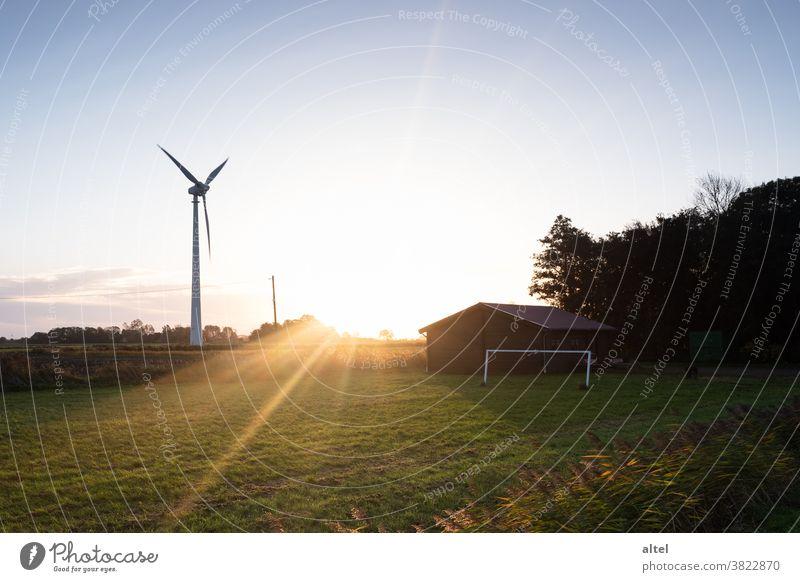 Bolzen für die Energiewende Erneuerbare Energie Windkraftanlage Windrad Windenergie Alternative Energie ökostrom Klimaschutz Klimawandel Bolzplatz Grünstrom