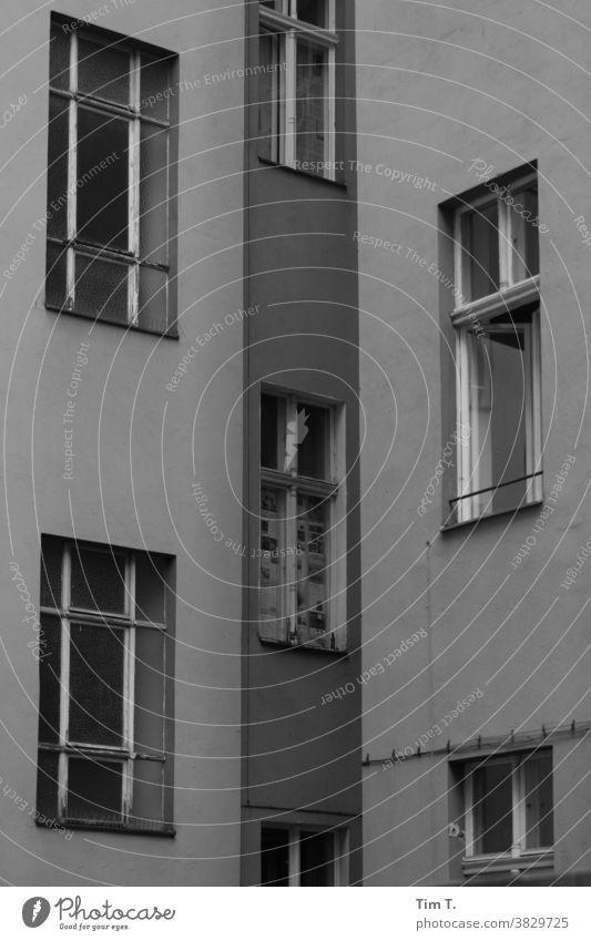Hinterhof Berlin Mitte Hof Haus Fenster Stadt Fassade Stadtzentrum Menschenleer Altbau Hauptstadt Altstadt Tag Außenaufnahme Bauwerk Gebäude Altbauwohnung