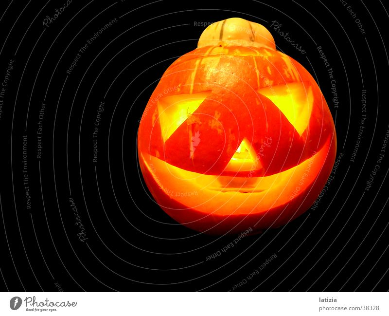 Helloween Kürbis Beleuchtung Gesundheit Halloween verkleiden erschrecken geschnitzt