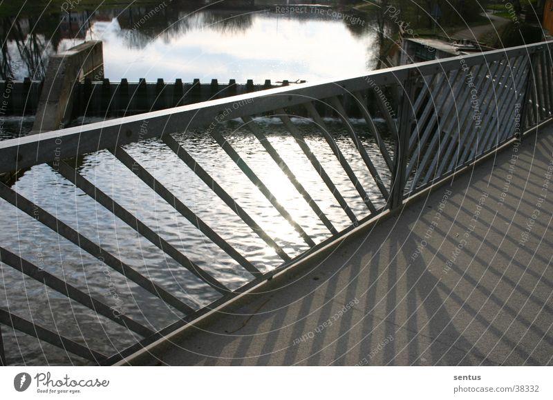 another bridge Brücke Altstadt Staumauer Donau Sigmaringen