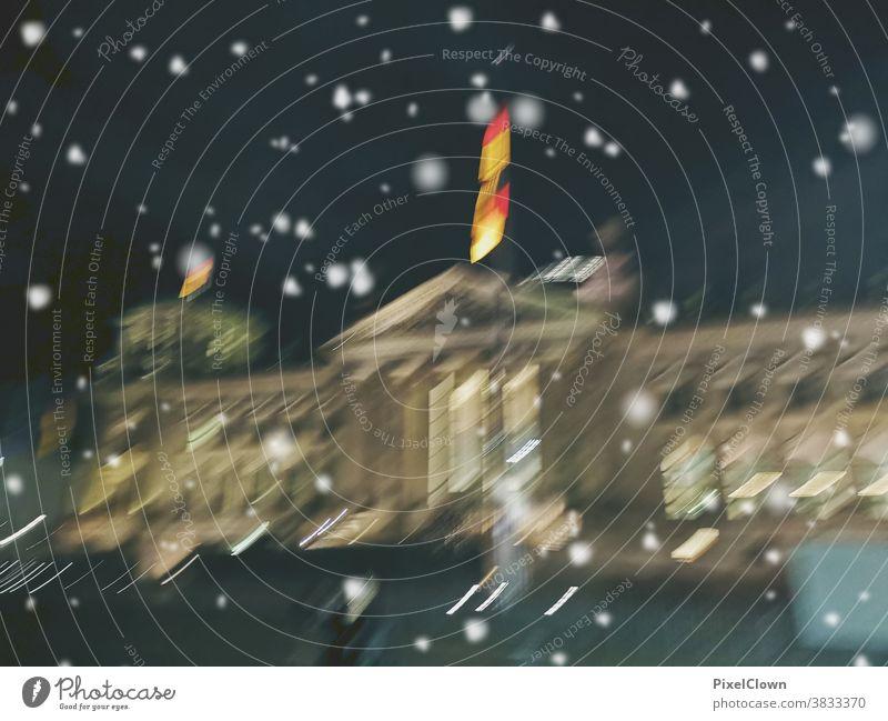 Berlin im Winter Architektur Stadt Hauptstadt Außenaufnahme Bauwerk Gebäude Parlament, Regierung, Winter
