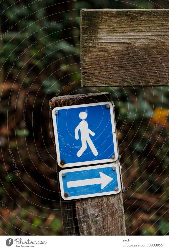 The Wanderer - leicht schräge Version wandern Wanderung Wandertag Wanderausflug wanderweg Schilder & Markierungen Natur Ferien & Urlaub & Reisen wanderlust