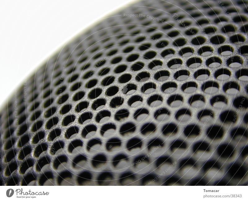 Gitter Anschnitt Makroaufnahme Nahaufnahme Strukturen & Formen