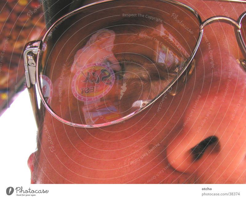 mach den sextest Mann Nase Brille