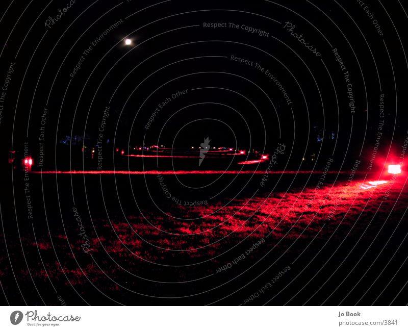 Illumina 2002 Licht Wiese Fototechnik Scheinwerfer Ampel Schatten