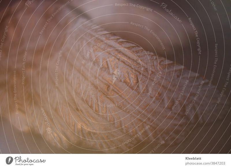 Engelsflügel  - sanfte Darstellung in  zarten goldenen  Farben mit schwacher Tiefenschärfe Religion & Glaube Hoffnung außergewöhnlich Nahaufnahme Feste & Feiern