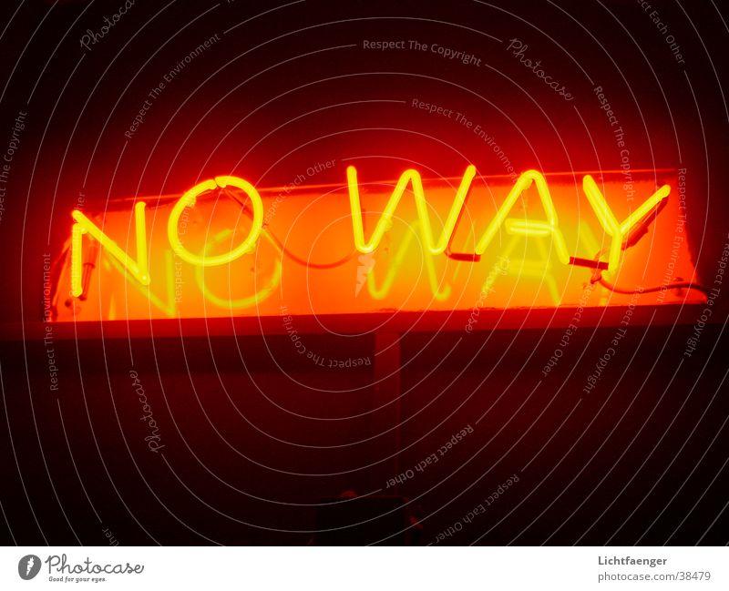 Leuchtschrift Freizeit & Hobby Schriftzeichen Neonlicht Leuchtreklame